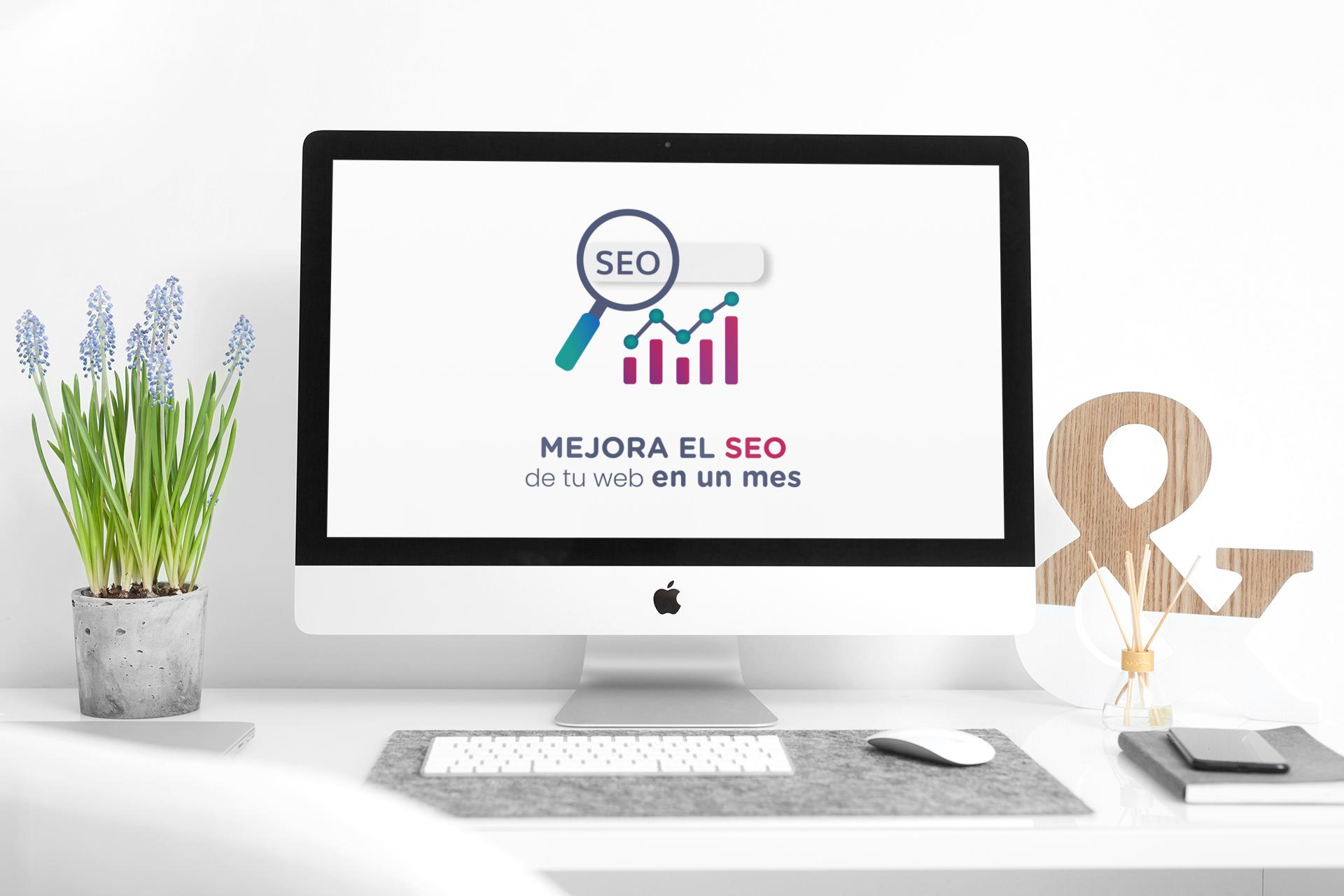 Curso de SEO: Mejora el SEO de tu web en un mes